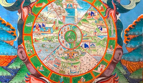 3525cf580a4 A Roda da Vida é uma ferramenta simples de autoconhecimento e que não  requer estudos profundos ou análises complexas